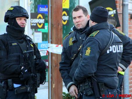 Blandede sig i politiets arbejde