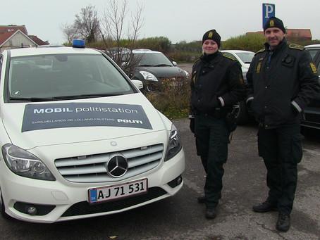 Sydsjællands og Lolland-Falsters Politi
