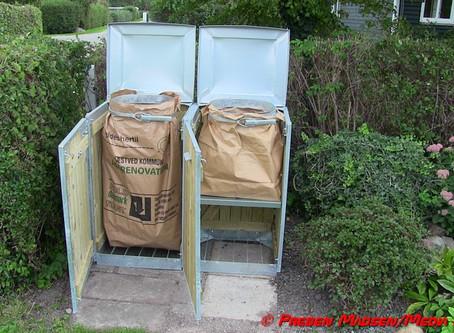 Det bliver noget dyrere at få hentet affald i sommerhusområderne.