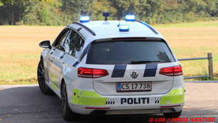Fuld bilist fik bilen beslaglagt