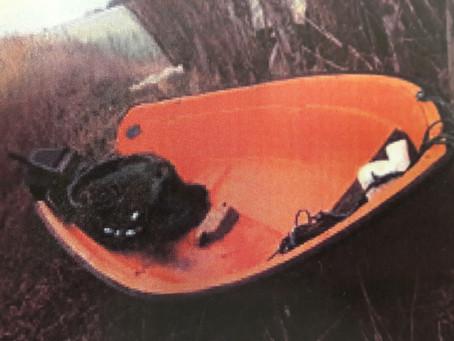 Båd fundet på Askø