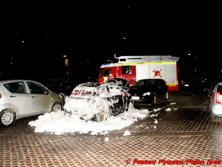 NÆSTVED: 33-årig kvinde sigtet for fem tilfælde af brandstiftelse.