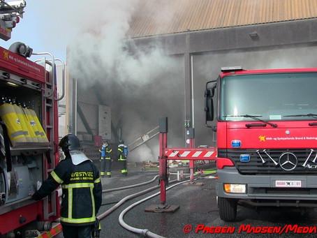 Påskens renovation gik op i røg før tid hos AffaldPlus