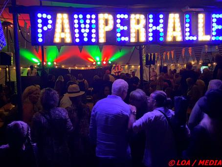 Pamperhalle og Det Irske Telt fusionerer!