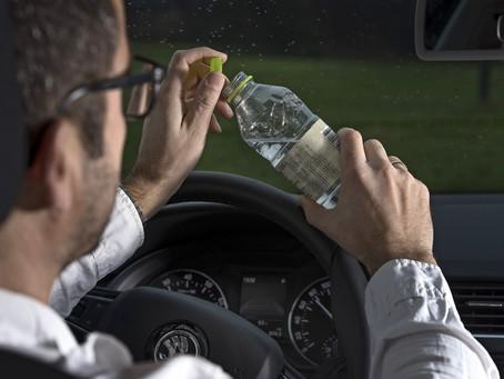 Politi stopper uopmærksomme trafikanter