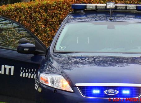 Biltyv med en stribe af sigtelser