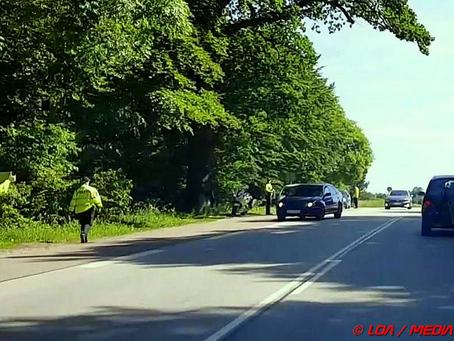 Flere færdselslovsovertrædelser i Nakskov