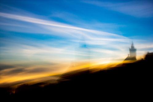 Porthleven at Sunset