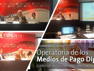 3º Conferencia Técnica Operatoria de los Medios de Pago Digitales
