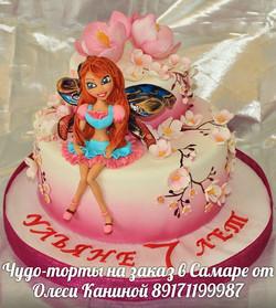 Торт вингс