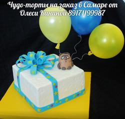 Торт Винни-Пух