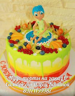 Торт головоломка