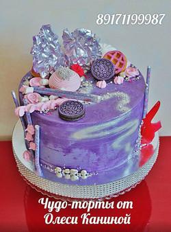 Торт любимой женщине