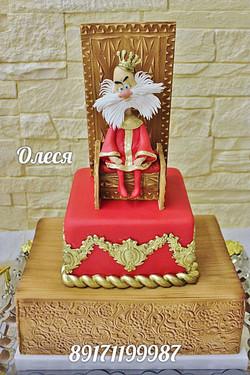 Торт царь