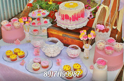 Нежный сладкий стол
