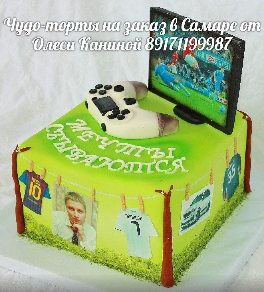 Торт игра
