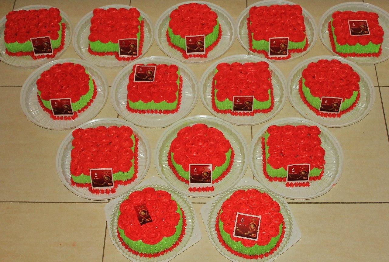 тортики для альфа-банка