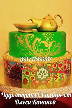 Торт восточный