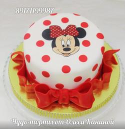 Торт Мини маус