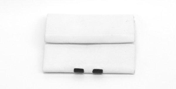 コインケース  ホワイト×ブラック  ES-CC