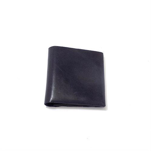 二つ折り財布  ネイビー  ES-2W