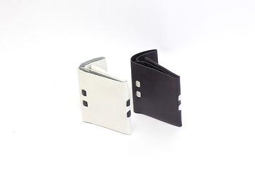 2色コンビのコインケース です。ポケットや小さいバッグなどにも収まりやすいサイズです。