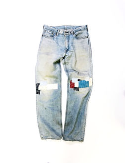 repair  denim