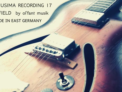 1958年製 MUSIMA 17 RECORD model(made in EAST GERMANY)