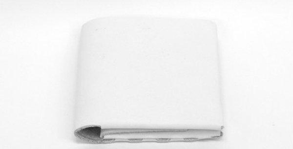 二つ折り財布  ホワイト  ES-2W