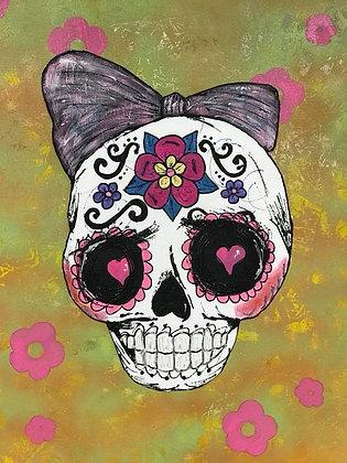 Mrs skull