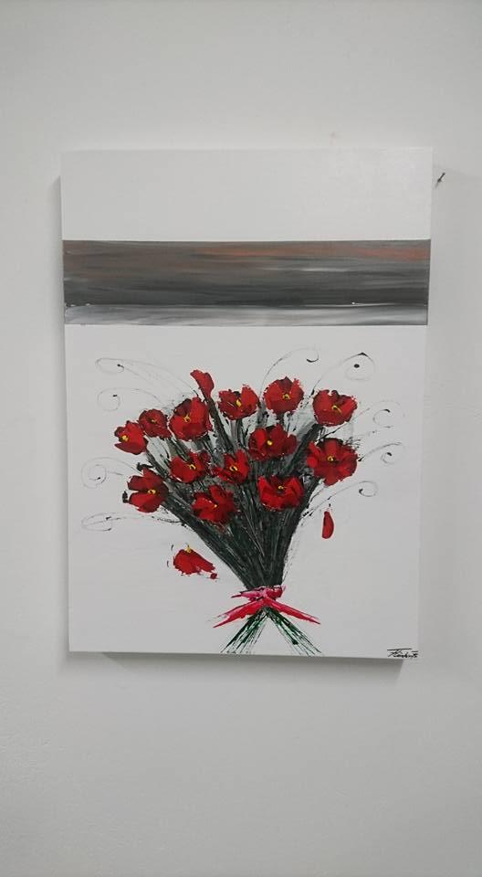 bouquet coquelicots 2