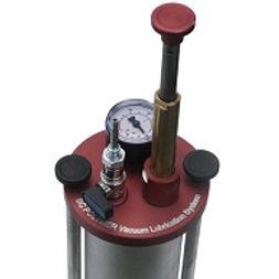 Chain vacuum lubrication