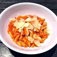 Pasta Tomato and Basil