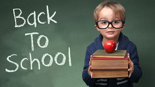 Back to School...Get Your Eyes Checked!