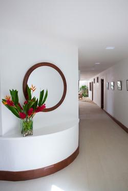 Interior Walkway