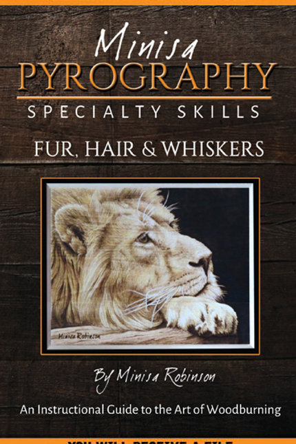 DIGITAL DOWNLOAD: Specialty Skills: Fur, Hair and Whiskers