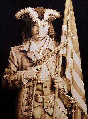 American Patriot- Print