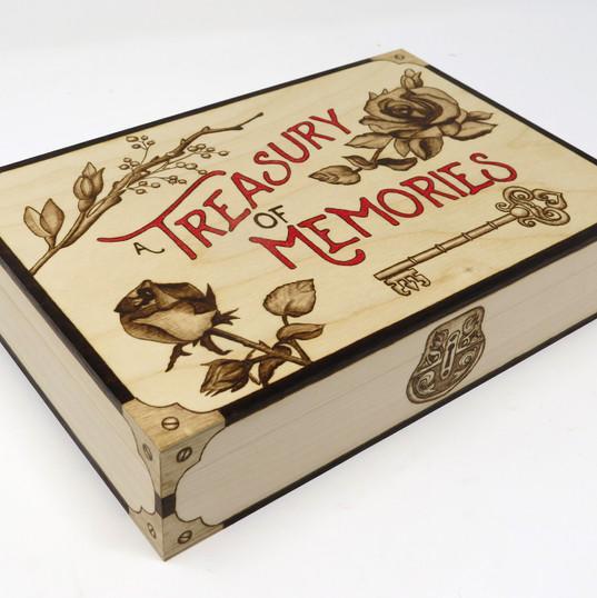 22-Treasury of Memories Box- Color Optio