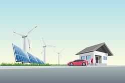 bigstock-Electric-Car-Charging-At-The-C-
