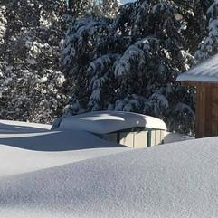 Very snowy year
