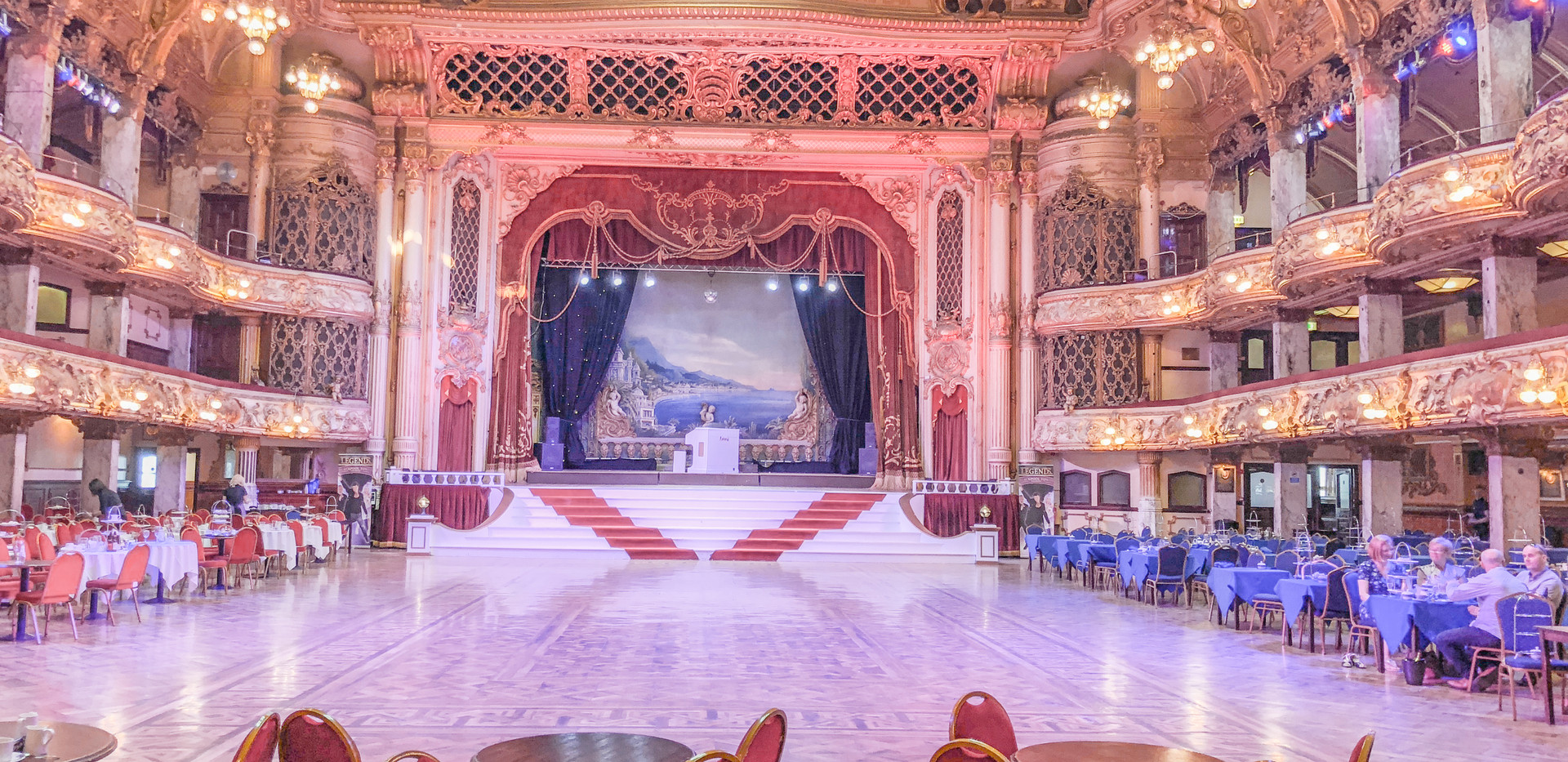 DTWE The empty Blackpool Ballroom.jpg
