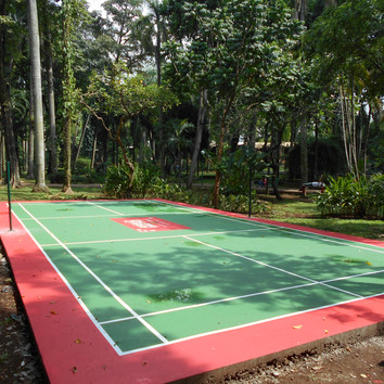 Badminton Court Projects