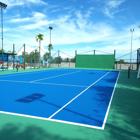 Tennis Court Projects