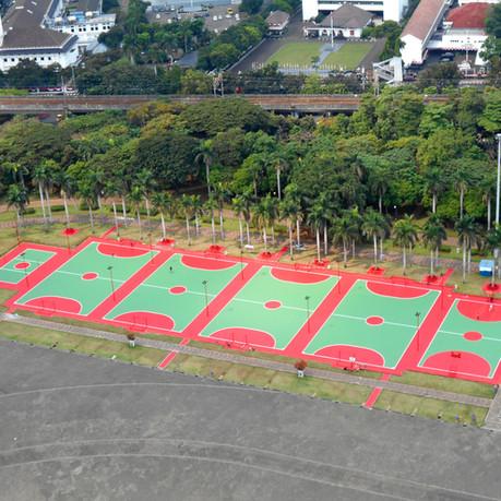Futsal Court Project