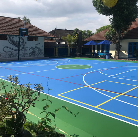 Multipurpose Court Projects