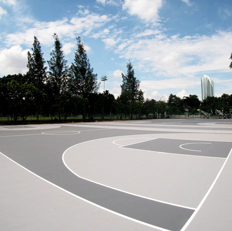 Basket Ball Court Projects