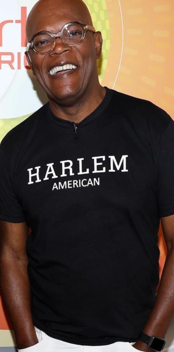 Samuel Jackson - H/A Classic (t-shirt)