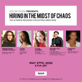 Hiring In the Midst Of Chaos