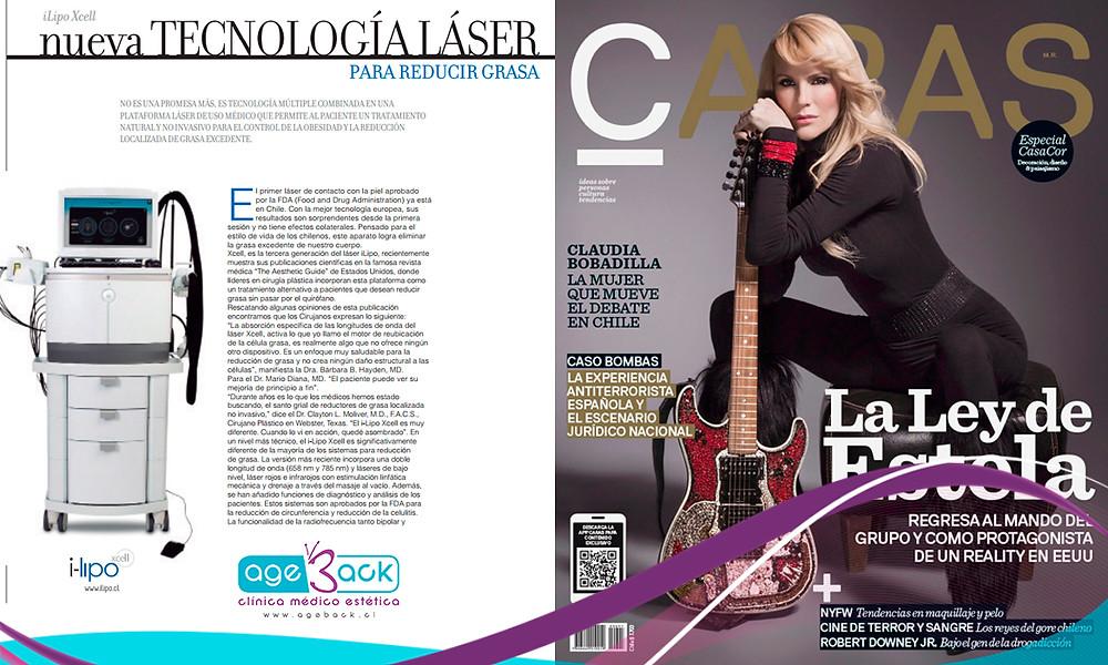 PUBLICACION REVISTA CARAS OCT 2014.jpg