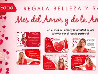 GiftCard para Este Mes del Amor